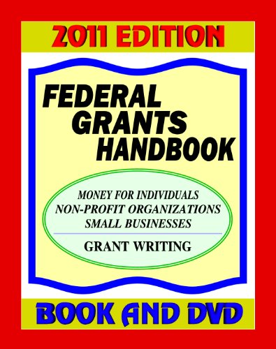 government grant money to write a book