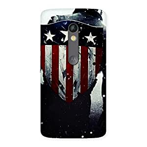 Majboot Dhaal Back Case Cover for Moto X Play