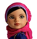 Hearts for Hearts Girls Shola Doll from Afghanistan