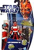 Star Wars 2012 Clone Wars Action Figure CW Commander Fox