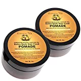 Sunny Isle Jamaican Black Castor Oil Extra Dark Hair Food Pomade 4 oz