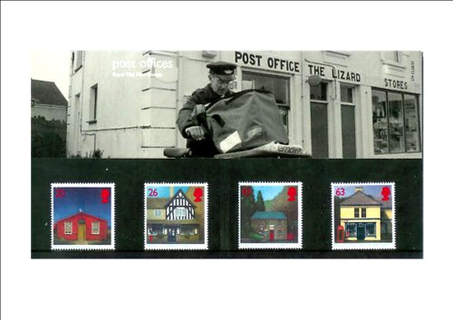 The POST OFFICE 1997 PRESENTATION PACK Royal Mail Mint British Collector Stamps *** No.of Stamps: 4 stamps Date of Issue: August 12 1997 Design: Terence Milington Printer: Job Enchede Security Printing, Haarlem, The Netherlands *** Guaranteed Brand New, P
