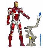 Iron Man The Armored Avenger Repulsor Power Mark VI Action Figure