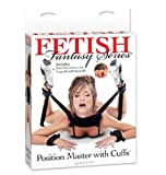 Pipedream Products, inc - Pipedream Products Fetish Fantasy Series Position Master with Cuffs, Black -