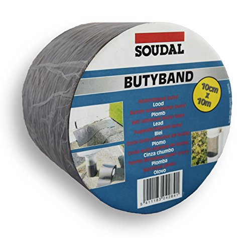 selbstklebend flashband soudal butyband blinklicht klebeband 10 m x 100 mm. Black Bedroom Furniture Sets. Home Design Ideas