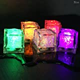 Packnbuy LED Ice Cubes set of 6