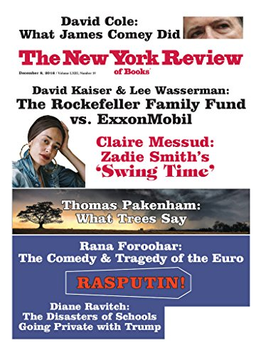 The New York Review of Books (New York Review compare prices)