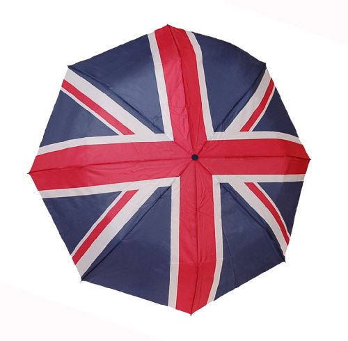 Union Jack Umbrella -- SwankySwans