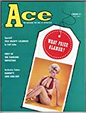 img - for Ace - the Magazine for Men of Distinction - February 1960 - Volume 3 Number 5 [VINTAGE MEN'S MAGAZINE] book / textbook / text book