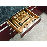 Rev-A-Shelf Cutlery Trim 2-7/8 x 20-5/8in Wood