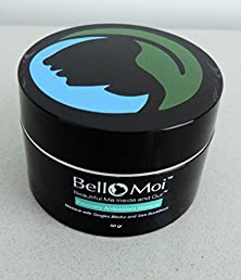 buy Bello Moi - Recovery Antioxidant Masque. Anti Aging Skin Face Mask With Ginkgo Biloba And Sea Buckthorn. Helps Rejuvenate, Firm, And Brighten. Heals And Combats Wrinkles And Dryness. Unsented And Paraben Free.