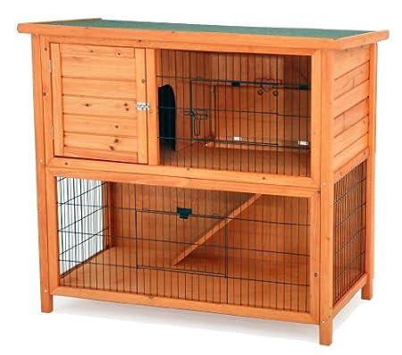 Kaninchenstall hasenstall hasenk fig kaninchenk fig m7 116 x 105 - Kaninchenstall einrichten ...