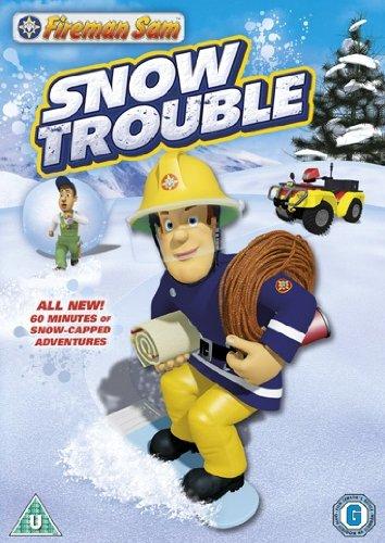 Fireman Sam: Snow Trouble [DVD]
