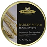 Simpkins Barley Sugar Drops 200 g (Pack of 6)