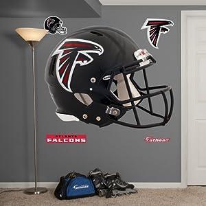 NFL Atlanta Falcons Helmet Wall Graphics by Fathead