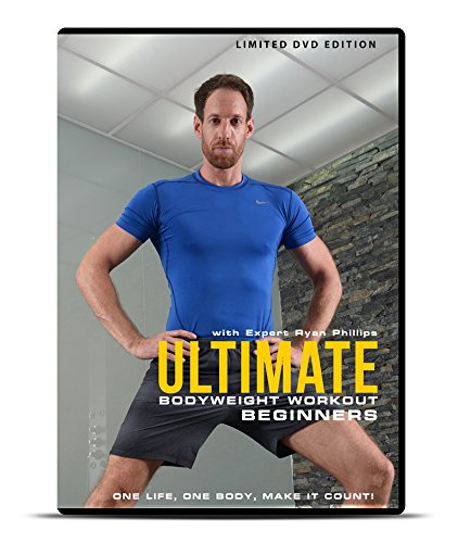 ULTIMATE Bodyweight Workout Beginners (DVD)