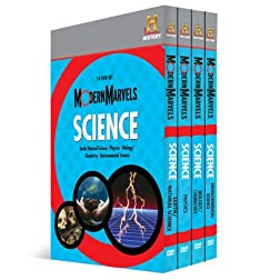 Modern Mar-Science 14discs Set