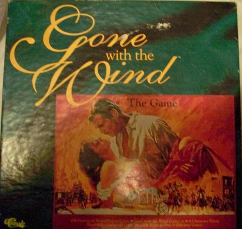 Classic-GONE WITH the WIND - The Game (1993)