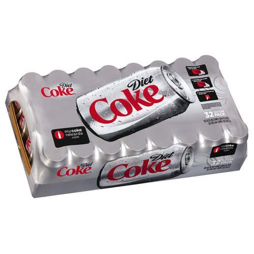 Diet Coke - 32/12 oz. cans