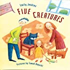 Five Creatures Audiobook by Emily Jenkins Narrated by Kristen Hahn