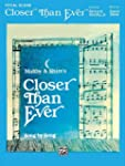 Closer Than Ever: Vocal Score