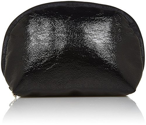 LeSportsac Medium Dome Cosmetic - Black Crinkle by LeSportsac