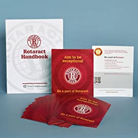 Rotaract Promotional Kit