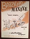 img - for Brazilian Maxixe book / textbook / text book