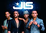 JLS Outta This World Album Cover Picture Photograph Postcard 100% Genuine Licensed Official Merchandise
