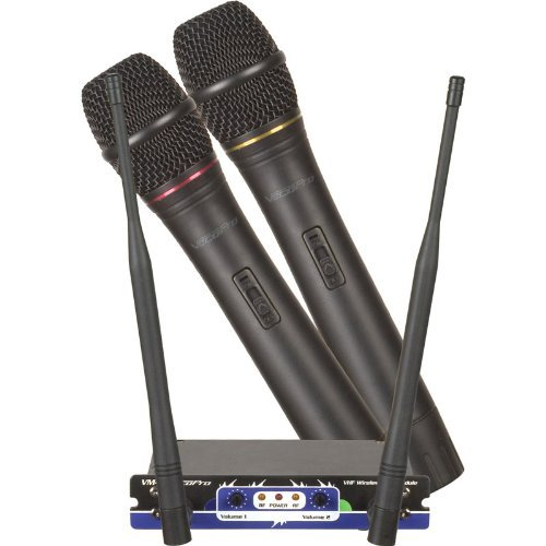 Vocopro Vm-1 Optional 2 Channel Wireless Microphone Module (Frequency Set 3)