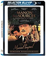 Manon des Sources [Blu-ray]