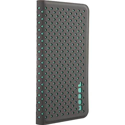 Modal - Case for Samsung Galaxy S 6 Cell Phones - Gray/Green (Kaylee Ca compare prices)