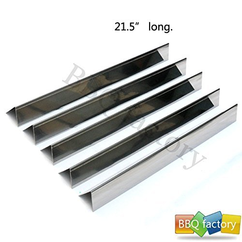 Find Cheap bbq factory® JPX35 JPX34 Replacement Weber Stainless Steel Flavorizer Bars / Heat Plate,...
