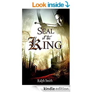 Seal of the king book cover