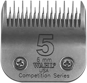 "Wahl Professional Animal #5 Skip Competition Blade 15/64"" #2371-100"
