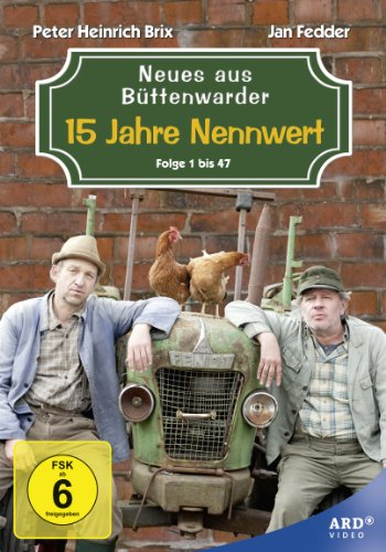 Neues aus Büttenwarder - 15 Jahre Nennwert (Folge 1-47) [14 DVDs]