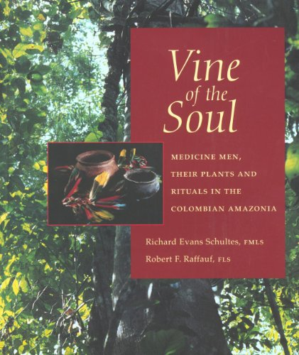 Vine of the Soul Medicine Men Their Plants and Rituals in the Colombian Amazonia090787133X