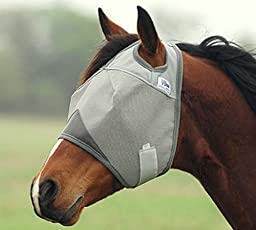 Cashel Fly Mask Standard No Ears - Draft [Misc.]