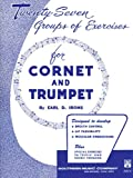 27 Groups of Exercises: Trumpet Studies