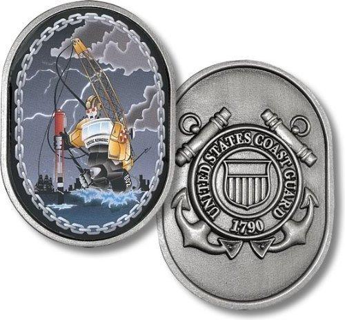 USCGC Kennebec (WLIC-802) Challenge Coin