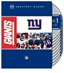NFL New York Giants 10 Greates
