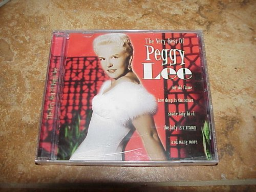 Peggy Lee - Peggy Lee - The Very Best Of - Zortam Music