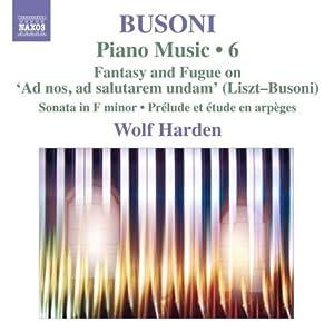 V 6: Piano Music