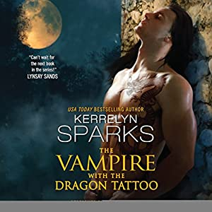 The Vampire with the Dragon Tattoo Audiobook