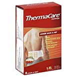 Therma Care Heat Wraps, Lower Back & Hip, L-XL, 2 wraps