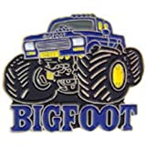 Bigfoot Monster Truck Pin 1""