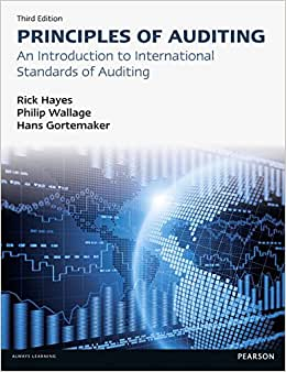 Principles Of Auditing: An Introduction To International Standards On Auditing (3rd Edition)