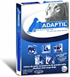 Adaptil, D.A.P (Dog Appeasing Pheromone) Collar for Medium to Large Dogs - 27.6""