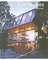 Petites maisons écologiques : Edition trilingue français-anglais-allemand