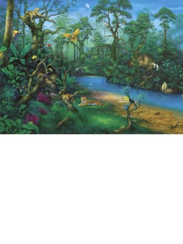 Wonderful Discount Deals On Wallpaper Environmental Graphics Wall Murals Jungle Dreams  C829 Guide For You Part 28